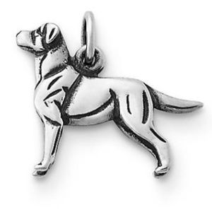 James Avery Labrador Retriever Charm